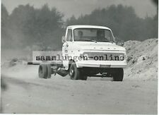 Ford Transit Truck Commercial Vehicle Press Photo Car Photographer Werkfoto -1