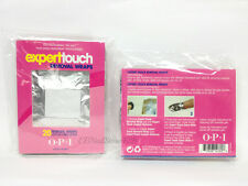 OPI Gel Color-  Expert Touch Removal Wrap - Set of 2 Packs (40 Wraps)