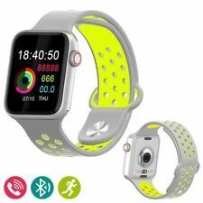 Fitness Tracker Watch with Pedometer Heart Rate Monitor for iPhone Samsung LG