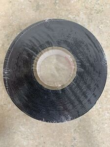 "30 Foot Long Self Fusing Rubber Tape Waterproof Bonding Tape - 3/4"""