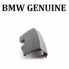 Rear Bumper Tow Trailer Coupling Flap Genuine BMW X3 E83 51123416243
