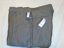 Incotex Linen, Wool & Silk Blend Slim Fit Dress Pants NWT $455 38 Waist Brown