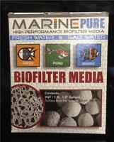 MarinePure CerMedia Advanced Biological Filtration All sizes reef aquarium