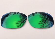 Polarizado Verde Personalizado Con Espejo De Repuesto Lentes Oakley X Diez