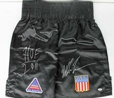 Mike Tyson 'HOF 2011' Authentic Signed Tyson Model Boxing Trunks PSA/DNA ITP