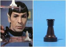 Original Vintage Ganine chess Rook for a Star Trek 3D Chess Prop