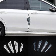 4Pcs Racing Car Door Edge Accessories Door Anti-Clogging Anti-collision stickers