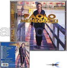 """PAOLO MENEGUZZI """"POR AMOR"""" RARO CD SPAGNA IN SPAGNOLO"""