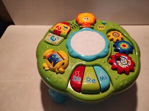 Baby Kinder Lernspieltisch Spieltisch Musik DO RE MI Deutsches Funktion