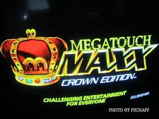 Merit Megatouch Maxx Crown Hard drive latest version 16.10 mega touch