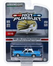 NYPD 1990 Chevrolet Caprice - New York POLICE Dept * Greenlight 1:64 OVP