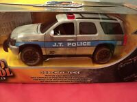 "Jada 2010 Chevrolet Tahoe ""Police""  NIB 1/24 scale 20th anniv. edition 2019"