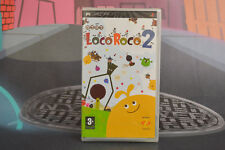 LOCO ROCO 2 LOCOROCO SONY PSP NEW SEALED COMBINED SHIPPING