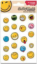 Smiley World Shimmer Sticker Pack