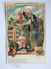 Gruss aus Nürnberg Nurnberg AK vecchia cartolina postcard mobile animata