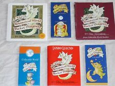 Pocket Dragon Books Literature * 6 x BOOKLETS / NEWS / INFORMATION * MINT COND
