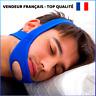 Anti ronflement aide sommeil Bandeau Strap Mentonnière néoprène doux