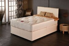 3ft x 7ft Orthopaedic Bed - Comfortable Extra Long Bed for Tall People