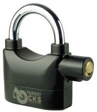 Multi-Purpose Alarma Candado Con Sensor De Movimiento/Alarma Sirena 110dB