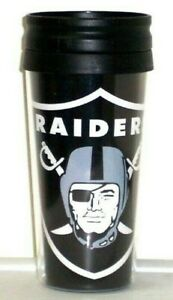 Las Vegas Raiders 14 oz Insulated Travel Tumbler Mug