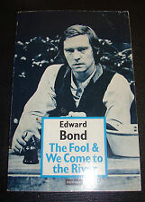 The Fool & We Come to the River ~ Edward Bond Play Libretto & 6 Clare Poems Pb