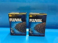 FLUVAL CLEARMAX 300g 3x100g Bags FILTER AQUARIUM FISH TANK MEDIA x2 BUNDLE DEAL