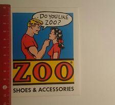 Autocollant/sticker: Zoo Shoes & accessoires (28121680)