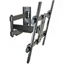 Heavy Duty TV Wall Mount Bracket Long Reach Swivel 40 43 49 50 55 inch LPA49443