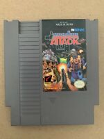 Mechanized Attack  (Nintendo NES) Cartridge Only 100% Authentic Working