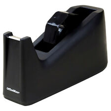 OfficeMax LARGE Desktop Tape Dispenser HeavyDuty Takes 66m rolls up to 24mm wide