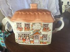 VINTAGE SADLER YE OLDE CANDY SHOPPE COLLECTABLE TEAPOT MADE IN ENGLAND
