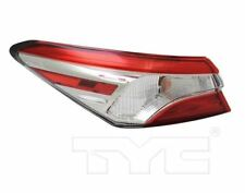 TYC NSF Left Side Tail Light Assy for Toyota Camry L/LE 2018-2019 Models
