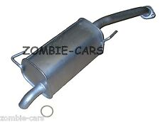 Nissan Micra 1.1,1.2,1.4,1.5Dci K12 Exhaust Back Box Rear Silencer & Gasket