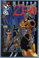 Weapon Zero #8 1996 Walter Simonson Joe Benitez Image Top Cow