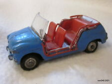 Corgi Toys - GHIA - FIAT 600 JOLLY - BLUE for spares