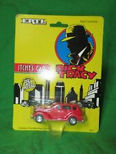 Ertl 1939 Chevrolet Itchy's Car Dick Tracy Disney 1/64th scale mint in blister