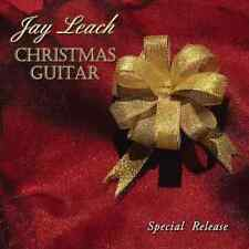 Jay Leach - Christmas Guitar [Special Release] CD 2004 Playlist Records * NEW *
