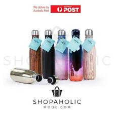 Stainless Steel 500ml Insulated Drink Bottle Double Wall Cold Hot Swell Water