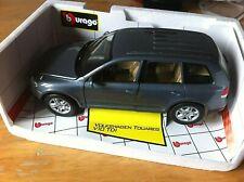 VW VOLKSWAGEN TOUAREG II 2 TSI dal 2010 MARRONE METALLIZZATO 1//18 KYOSHO modello auto...