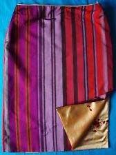 SKIRT silk cotton  vintage 90's woman PAUL SMITH  made Italy TG.44 -M circa RARE