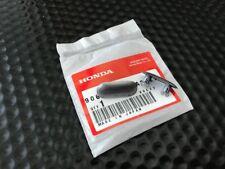GENUINE OEM HONDA S2000 LICENSE PLATE BUMPER CAPS SET OF 2 SILVERSTONE METALLIC
