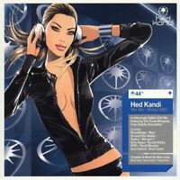 HED KANDI THE MIX WINTER 2004 3CDs (New Sealed) Disco House Peyton Bonnie Bailey