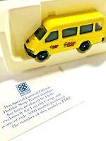 Lledo by Corgi Coop 140th Anniv Limited Edition Holiday Shop Transit Minibus MIB