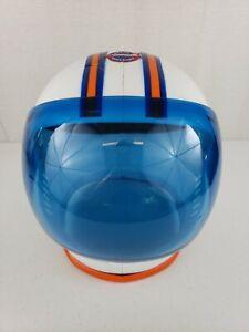 Space Explorer USA Astronaut Helmet TV Movie Film Mens Ladies Cosplay Accessory