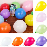 30pcs 5Inch Balloons Small Round Wedding Latex Balloon Party Birthday Decor