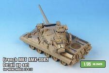 Tetra Model 1/35 #ME-35029 French MBT AMX-30B2 Detail Up Set for Meng Model
