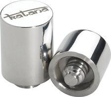 Katana Logo Joint Protector Set Aluminium Uni-Loc Pool Billiards FREE Shipping