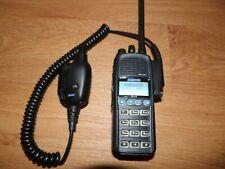 1 x Simoco SRP 9180  VHF + GPS Hand Microphone ,