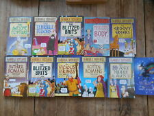 Horrible Histories Book Bundle