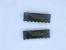 """TL497ACN  """"Original"""" Texas Instruments  14P DIP IC  2 pcs"""